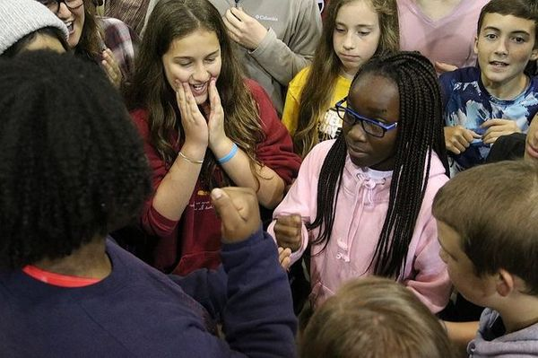2018 Middle School Retreat